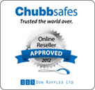Chubbsafes Approved Online Reseller