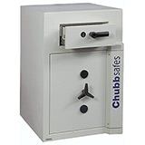 Chubbsafes Sovereign Deposit Safe Grade 3 Size 3 Front Facing