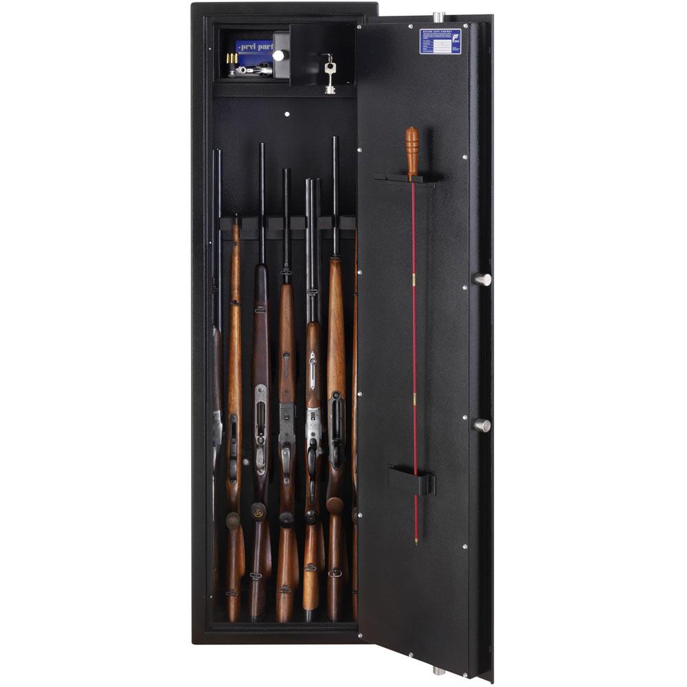 Burton Ranger RS1/7FS Gun Cabinet Safe Runner