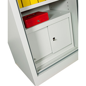 Chubbsafes Lockable 300mm Cupboard - Size 325-450