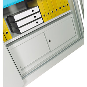 Chubbsafes Lockable 300mm Cupboard - Size 640
