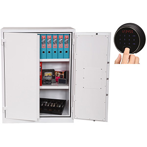 Phoenix Fire Ranger FS1512F Size 2 Fire Safe with Fingerprint Lock