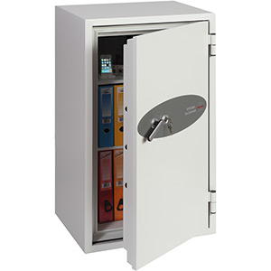 Phoenix Fire Commander FS1911K Size 1 Fire Safe with Key Lock