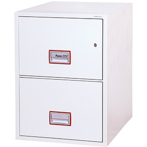 Phoenix World Class Vertical Fire File 25'' FS2252K Cabinet