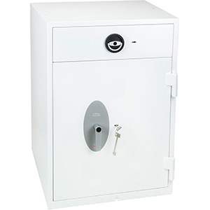 Phoenix Diamond Deposit HS1092KD Size 3 High Security Euro Grade 1 Deposit Safe with Key Lock