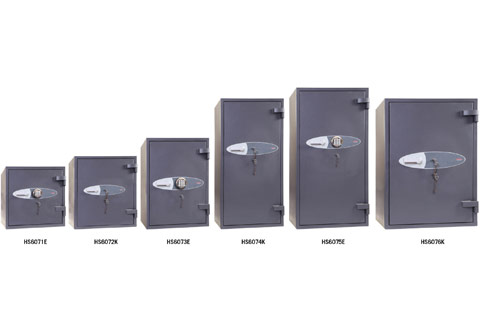Phoenix Planet HS6070 Series High Security Safes