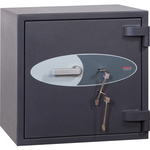Phoenix Planet HS6071K Size 1 High Security Euro Grade 4 Safe with 2 Key Locks