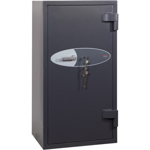 Phoenix Planet HS6075K Size 5 High Security Euro Grade 4 Safe with 2 Key Locks