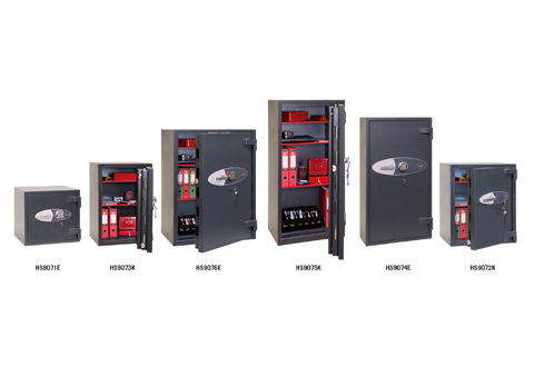 Phoenix Cosmos HS9070 Series High Security Safes