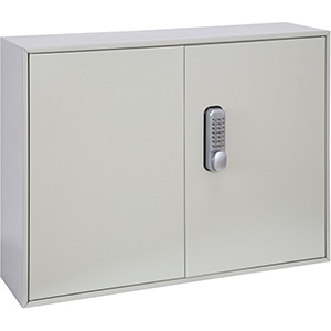 Phoenix Deep Key Cabinet KC0303M 200 Hook with Mechancical Combination Lock