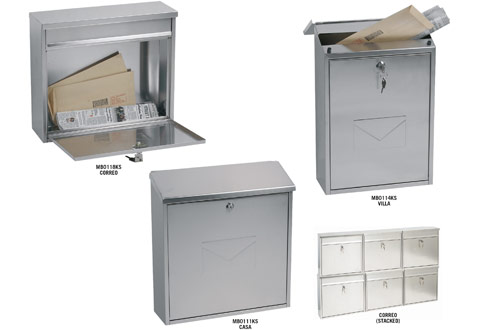 Phoenix MB Series Stainless Steel Mailboxes
