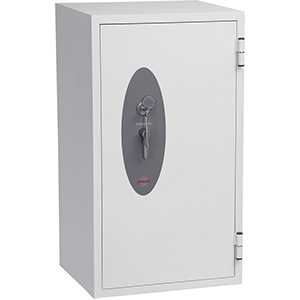Phoenix Fire Fox SS1622K Size 2 Fire & S1 Security Safe with Key Lock