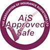 Approved by the Association of Insurance Surveyors (AiS)