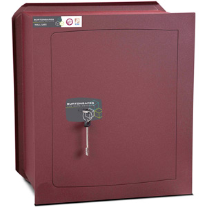 Burton Unica UK3 Wall Safe