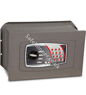 Burton DT-3BP Wall Safe