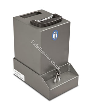 Burton Mini Cashguard Vehicle Deposit Safe