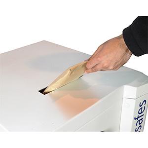 Chubbsafes Envelope Slot