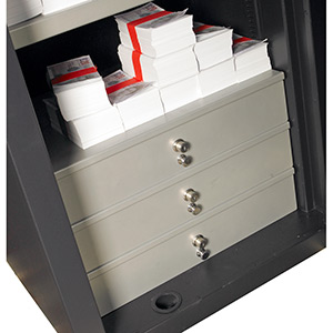 Chubbsafes Full Width Drawer - Sizes 110-300