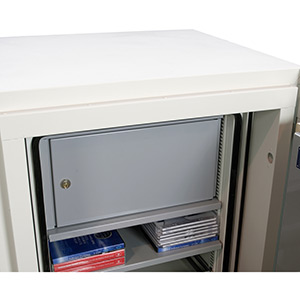 Chubbsafes Lockable Cupboard for DataPlus Sizes 1 to 4