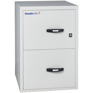Chubbsafes FireFile 1hr 2 drawer 25 inch