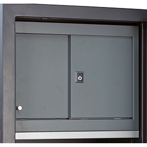 Chubbsafes Lockable Cupboard - Sizes 110 to 300