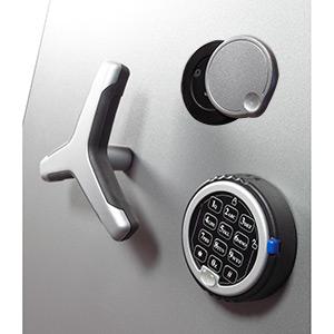 Chubbsafes Key & Electronic Locks (Upgrade)