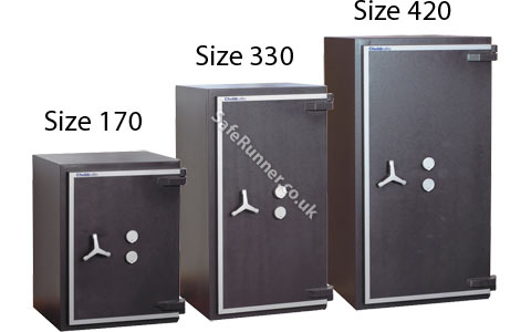 Chubbsafes Trident Grade 6 Safes