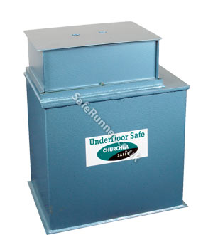 Churchill Bulldog 400 Underfloor Safes