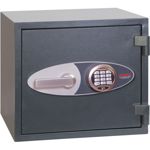 Phoenix Neptune HS1052E Size 2 High Security Euro Grade 1 Safe with Electronic Lock