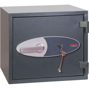 Phoenix Neptune HS1052K Size 2 High Security Euro Grade 1 Safe with Key Lock