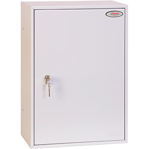 Phoenix Commercial Key Cabinet KC0605P 300 Hook with Key Lock.