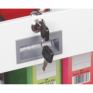 Phoenix Extra Drawer Key - Standard Pin Tumbler