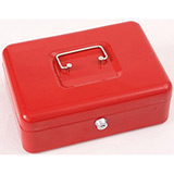 Phoenix 10 Inch Cash Box CB0102K with Key Lock