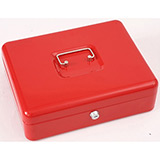 Phoenix 12 Inch Cash Box CB0103K with Key Lock