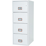 Phoenix World Class Vertical Fire File 31'' FS2264K Cabinet