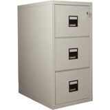 De Raat FireKing International Filing Cabinet FK3-2144 UF - Key Lock
