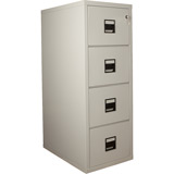 De Raat FireKing International Filing Cabinet FK4-2157 UF - Key Lock