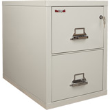 De Raat FireKing FK 2-21SP Filing Cabinet - Key Lock