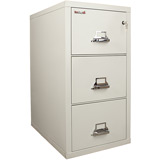 De Raat FireKing FK 3-21SP Filing Cabinet - Key Lock