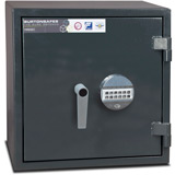 Burton Firesec 10/60 Fire Security Safe Size 1E