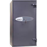 Phoenix Venus HS0655K Size 5 High Security Euro Grade 0 Safe with Key Lock