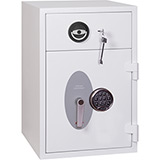 Phoenix Diamond Deposit HS1090ED Size 1 High Security Euro Grade 1 Deposit Safe with Electronic Lock