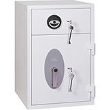 Phoenix Diamond Deposit HS1090KD Size 1 High Security Euro Grade 1 Deposit Safe with Key Lock