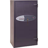 Phoenix Mercury HS2054K Size 4 High Security Euro Grade 2 Safe with Key Lock