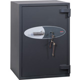 Phoenix Planet HS6073K Size 3 High Security Euro Grade 4 Safe with 2 Key Locks