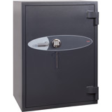 Phoenix Planet HS6076E Size 6 High Security Euro Grade 4 Safe with Electronic & Key Lock