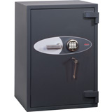 Phoenix Cosmos HS9073E Size 3 High Security Euro Grade 5 Safe with Electronic & Key Lock