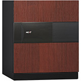 Phoenix Next LS7001FC Luxury Safe Size 1 (Cherry) with Fingerprint Lock