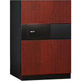 Phoenix Next LS7002FC Luxury Safe Size 2 (Cherry) with Fingerprint Lock