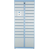 Phoenix Storage Locker SL0024E Master Unit with 24 Lockers & Electronic Control Panel